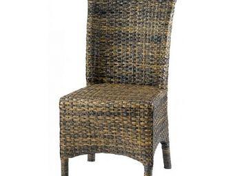 MEUBLES ZAGO - chaise loom brasilia - lot de 2 - Chaise