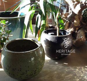 HERITAGE ARTISANAT -  - Pot De Jardin
