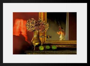 PHOTOBAY - hortentias et chocolatière - Photographie
