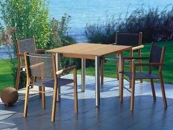 Fischer Mobel -  - Table De Jardin
