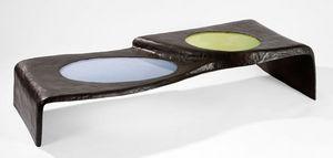 FRANCK EVENNOU - lagon - Table Basse Forme Originale