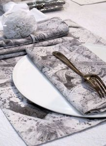 BANDIT QUEEN -  - Set De Table