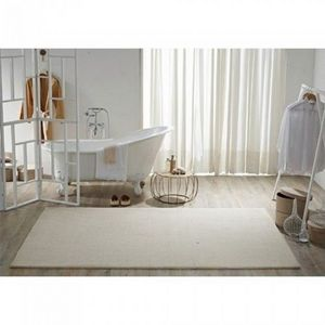 LUSOTUFO - tapis contemporain vogue écru - Tapis Contemporain