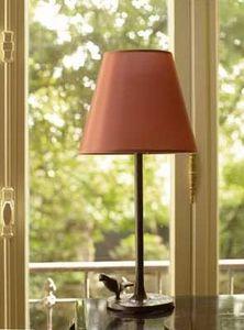 La maison de Brune - plume - Lampe À Poser