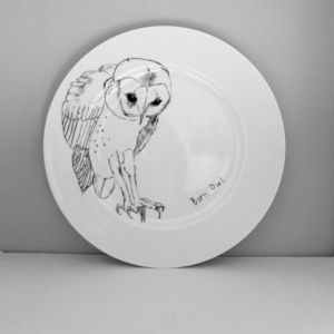ELLI POPP -  - Assiette Plate