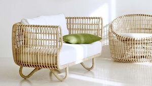 DESIGN IKONIK - nest - Canapé De Jardin