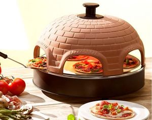 Food & Fun -  - Appareil À Pizza Électrique