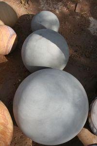 C2nt - syracuse gris - Boule Décorative