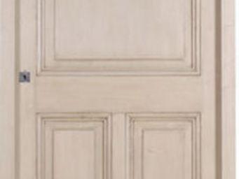 Portes Anciennes - mod�le regence tilleul finition peinture - Porte De Communication Pleine