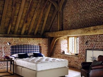 Savoir Beds - herald superb - Lit Double