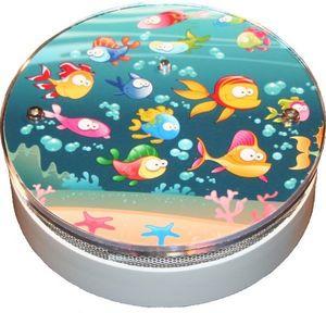 AVISSUR - aquarius - Alarme D�tecteur De Fum�e