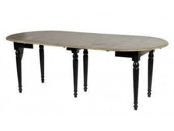 Du Bout Du Monde - loredo - Table De Repas Ovale