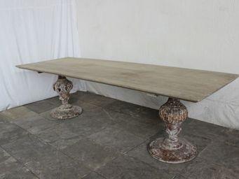 Labyrinthe Interiors -  - Table De Repas Rectangulaire