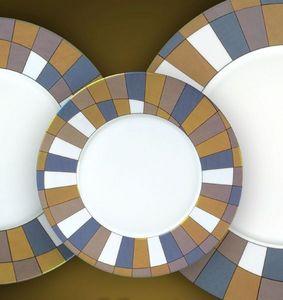 Jean Louis Coquet - tosca - Assiette Plate