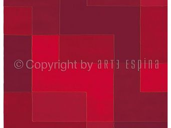Arte Espina - tapis design red logarythm - Tapis Contemporain