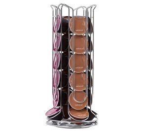 Melitta - distributeur rotatif dosettes dolce gusto - 24 do - Porte Capsules