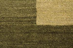 NAZAR - tapis gabbeh 70x140 green - Tapis Contemporain