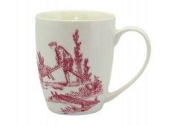 DE JOUY - 'coffret - Mug