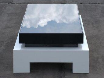 EVOLUTION21 BY KARINE BONJEAN -  - Table Basse Rectangulaire