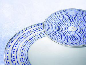 J.SEIGNOLLES -  - Assiette Plate