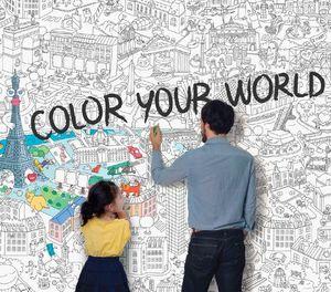 OMY -  - Cahier De Coloriage