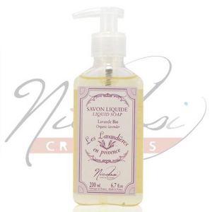 NICOLOSI CREATIONS - savon liquide aux he de lavande les lavandières en - Savon