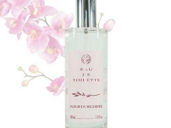 Savonnerie De Bormes - eau de toilette - fleur d'orchidée - 100 ml - sav - Eau De Toilette