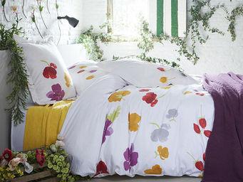 Essix home collection - drap plat chamade - Drap De Lit
