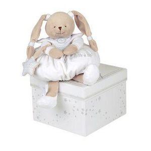 Doudou & Compagnie - lapin céleste - Doudou