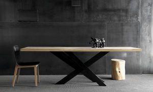 BLUNT -  - Table De Repas Rectangulaire