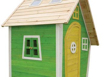 EXIT TOYS - maisonnette enfant fantasia - Maison De Jardin Enfant