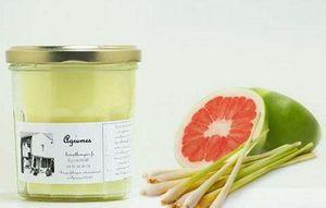 LES BOUGIES DE CHARROUX - agrumes - Bougie Parfumée