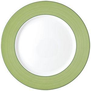 Raynaud - pareo vert - Assiette De Présentation