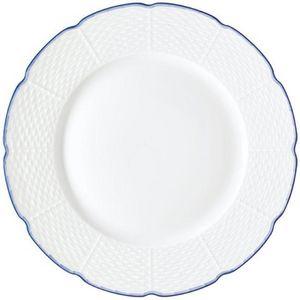 Raynaud - villandry filet bleu - Assiette Plate