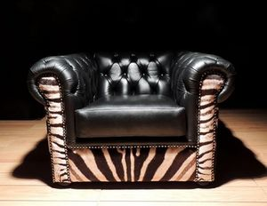 Galerie Luc Berthier -  - Fauteuil Chesterfield