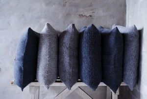 AIAYU -  - Coussin Carré