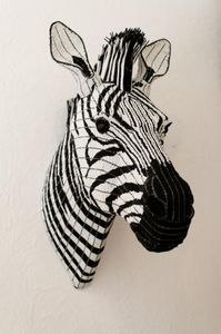 As'art L'afrique D'est En Ouest -  - Trophée