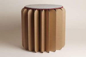 BOOKNITURE -  - Tabouret