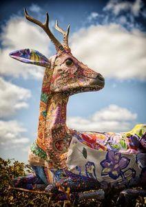 CAROLA van DYKE -  - Sculpture Animalière