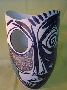 CERAMICA REGAL -  - Vase Décoratif
