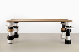 India Mahdavi - superstarr - Table Bureau