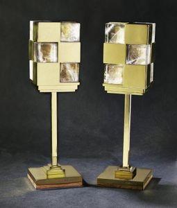 F. GAUTIER -  - Lampe À Poser