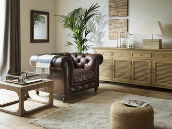 Flamant -  - Fauteuil Chesterfield
