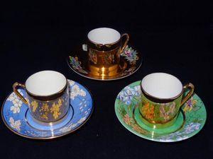 FRANCOISE VIALARD -  - Tasse À Café