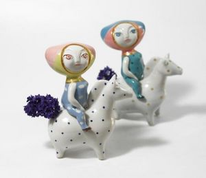 MAY&CLAY CERAMICS STUDIO -  - Figurine
