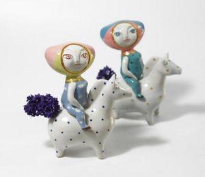 MAY&CLAY CERAMICS STUDIO -  - Figurine
