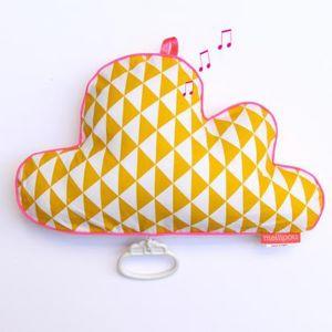mellipou -  - Coussin Musical