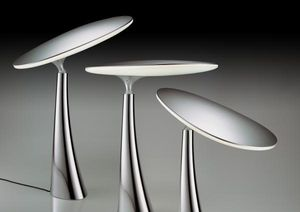 QISDESIGN -  - Lampe À Poser À Led