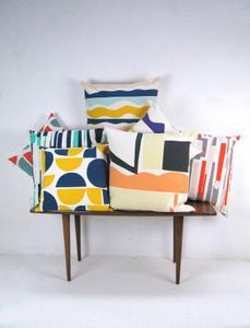 TAMASYN GAMBELL -  - Coussin Carré