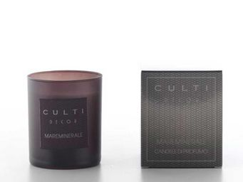 Culti - bougie decor mareminerale - Bougie Parfum�e